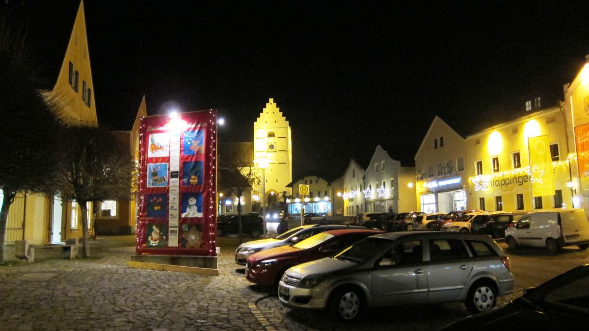 Markt Reisbach Advent 2017