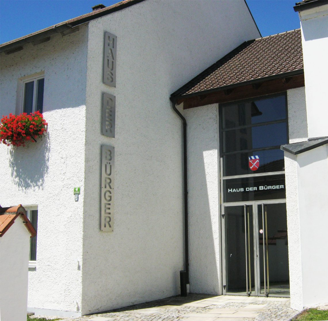 Haus der Bürger  Reisbach